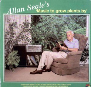 ALLAN SEALE - Music to Grow Plants By - (Telmak) - 198?