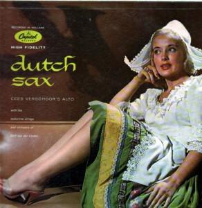 CEES VERSCHOOR - Dutch Sax - (Capitol) - 1957