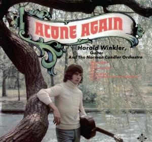 HARAD WINKLER - Alone Again - (Telefunken) - 1973