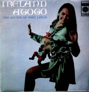JOHN LESLIE - Ireland a Go Go - (Opp) - 1968