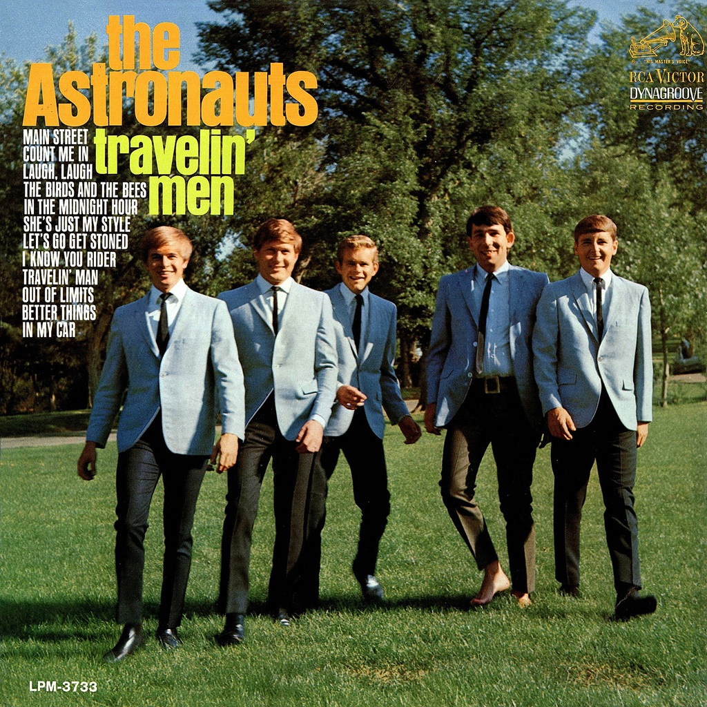 THE ASTRONAUTS – Tra...