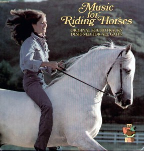 SCOTT McDONALD - Music For Riding Horses - Pet Records - 1984