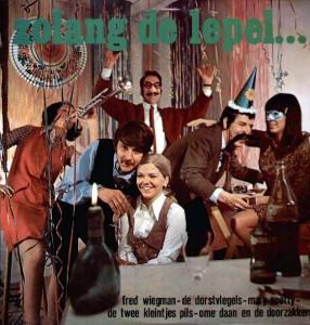 ZOLANG DE LEPEL - Turnette - 60s ( Scandinavian inst & chorus )