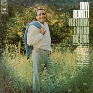 Tony Bennett - Yesterday I Heard the Rain