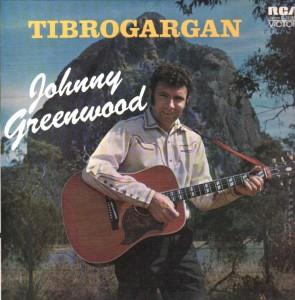 Johnny Greenwood - Tibrogargan - LP - RCA - 1971