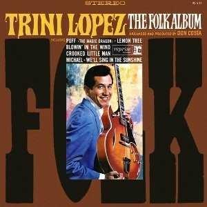Trini Lopez - The Folk Album
