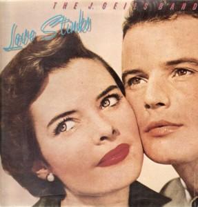 J Geils Band - Love Stinks
