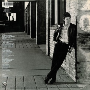 Steve Forbert - Streets of This Town - back