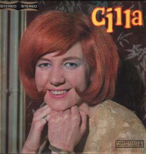 cilla black - cilla - Australia sleeve