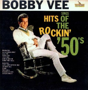 Bobby Vee - Sings Hits of the Rockin 50s