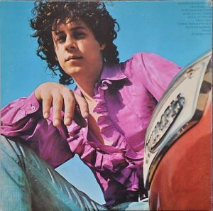Arlo Guthrie - Running Down The Road - Back Sleeve