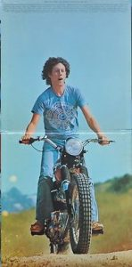 Arlo Guthrie - Running Down The Road - Gatefold
