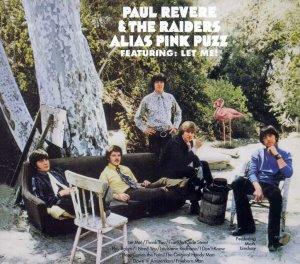 Paul Revere & The Raiders - Alias Pink Puzz