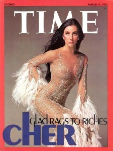 Cher - Time Magazine 1975
