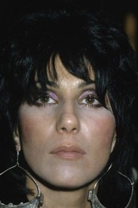 Cher - in pensive mood 1978
