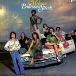 Melanie - Ballroom Streets - back sleeve