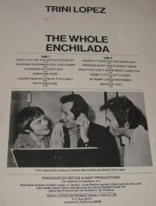 Trini Lopez - The Whole Enchilada - back