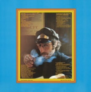 Leon Redbone - On the Track - back