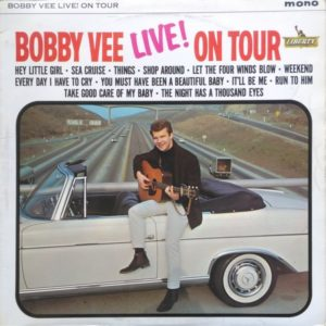 Bobby Vee - Live On Tour