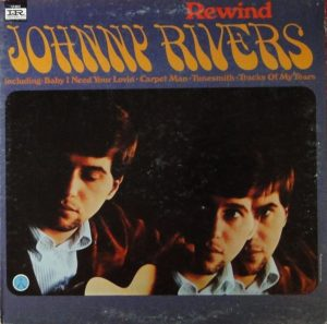 JOHNNY RIVERS - Rewind