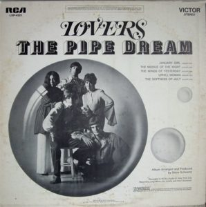 The Pipe Dream - Wanderers Lovers - back