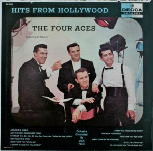The Four Aces - Hits from Hollywood